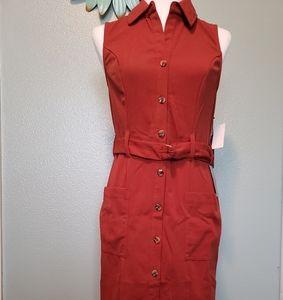 Max & Ash Shirt Dress